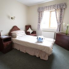 Teesdale Lodge Bedroom