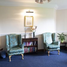 Teesdale Lodge Sitting Room