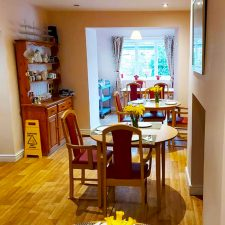Carseld Care Home Dinning