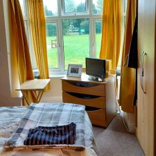 Carseld Care Home Bedroom
